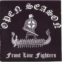 Open Season-Front Line Fighters (CD)