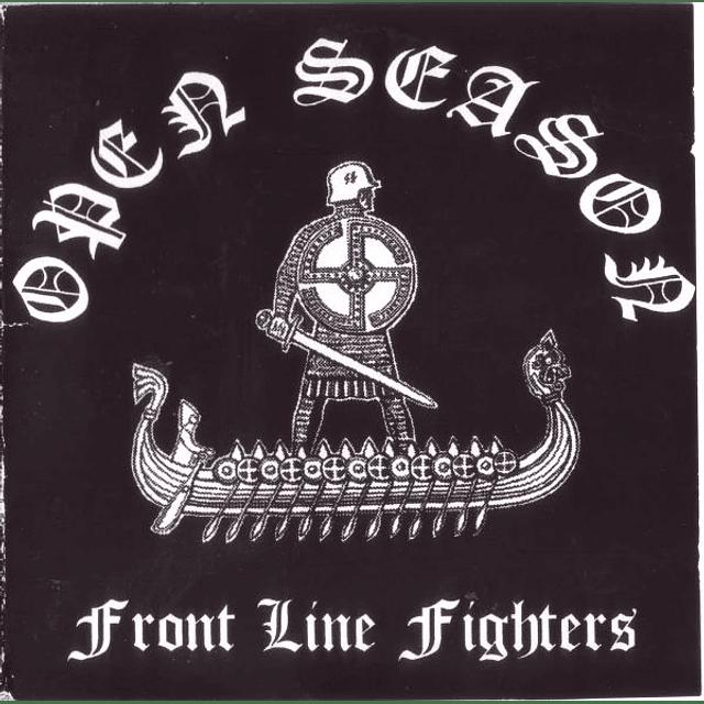Open Season-Front Line Fighters (CD)
