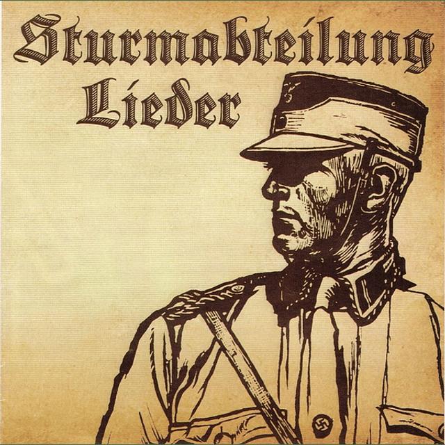 Sturmabteilung (German S.A)-Lieder (CD)
