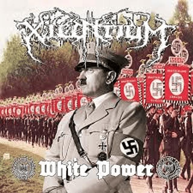 Xilentium-White Power (CD)