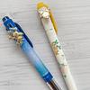 Charm Pen Minnie & Figaro Stars