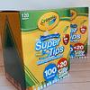 CRAYOLA SUPER TIPS 120