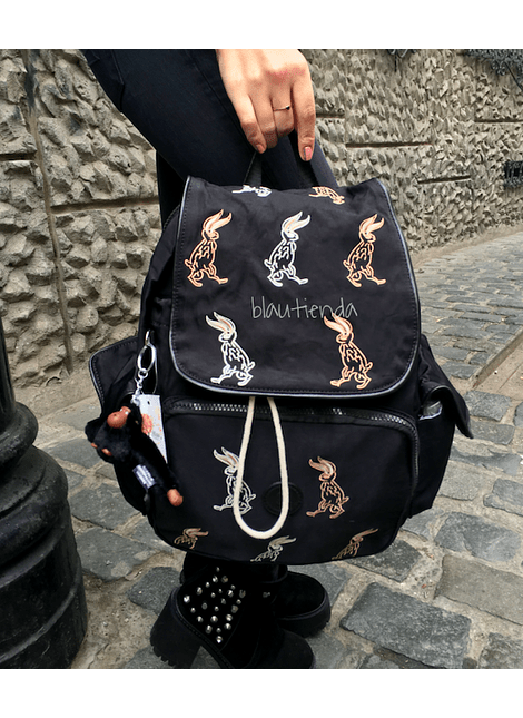 MOCHILA CITY PACK COLLECTION BUNNY