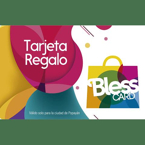 REGALA NUESTRA BLESSCARD