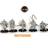 Sino russian brotherhood 5 troopers squad.