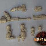 War bot Upgrade kit