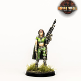 Grant's spectres scout soldier 01 : the girl