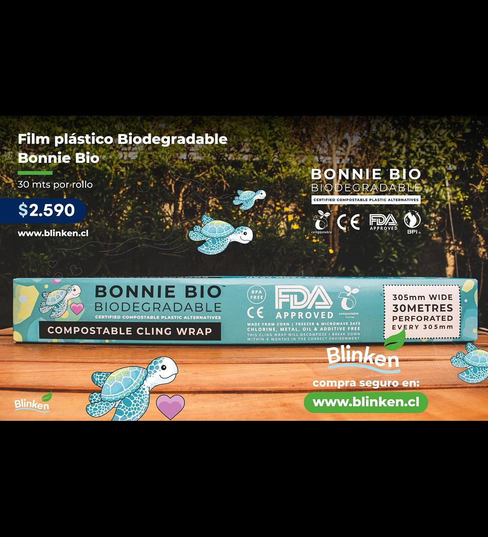 Film Plástico Biodegradable Bonnie Bio