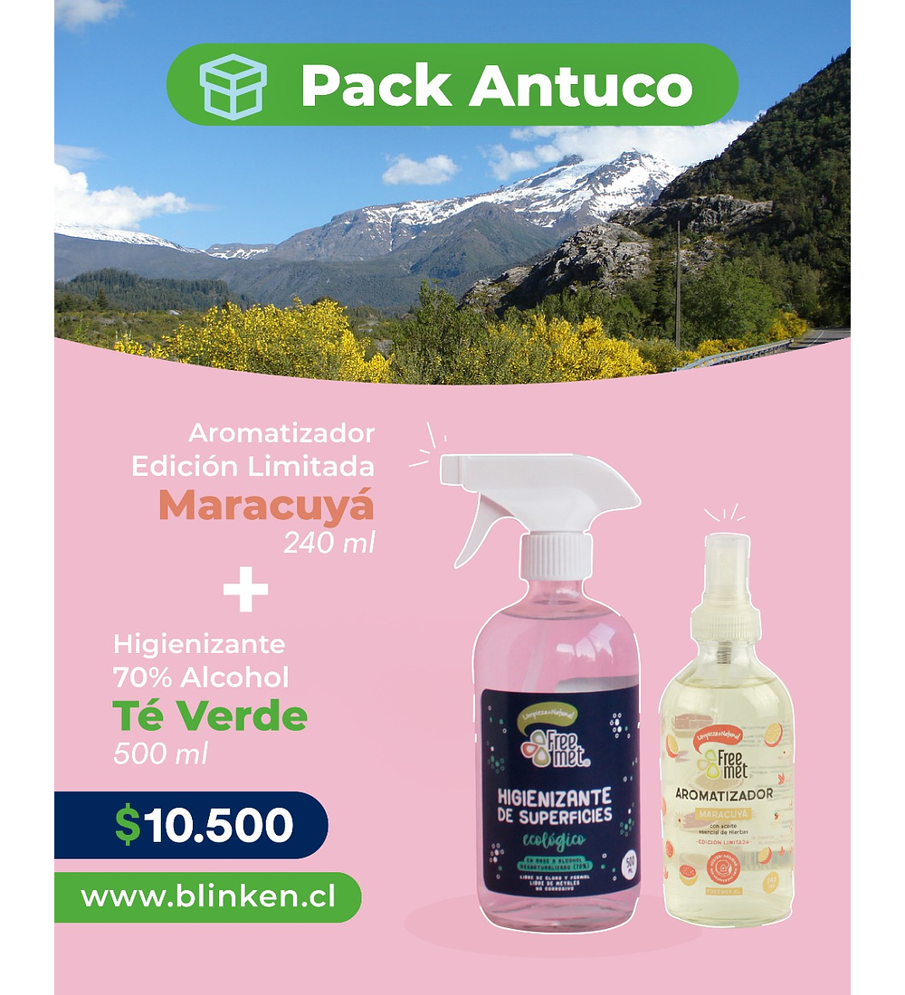 Pack Antuco