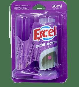 Discos Activos EXCELL, Lavanda x 38 ml