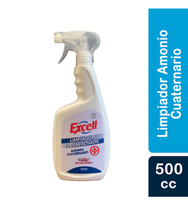 Limpiador Desinfectante Amonio Cuaternario Excell Aroma Floral