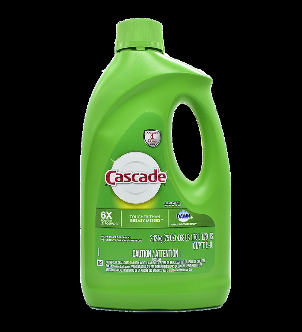 Lavavajillas Gel Fresh Cascade Liquido