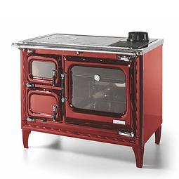 Cocina encimera Deva II 100 Rojo