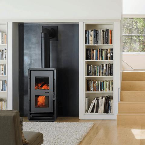 Calefactor a leña Eco Flame 360