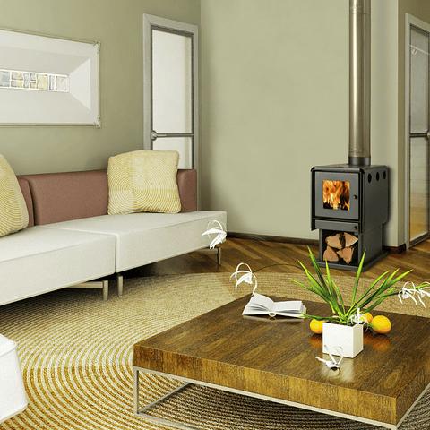 Calefactor a leña Limit 350