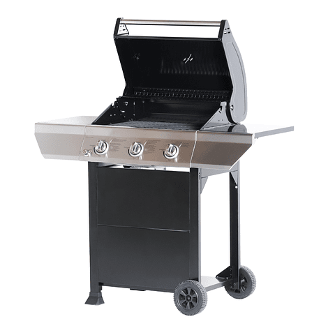 Parrilla a gas Eco Grill 3Q