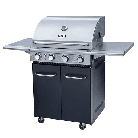 Parrilla a gas Black Silver 40E