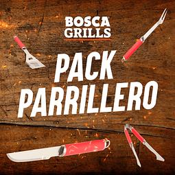 Pack de Accesorios Parrilleros