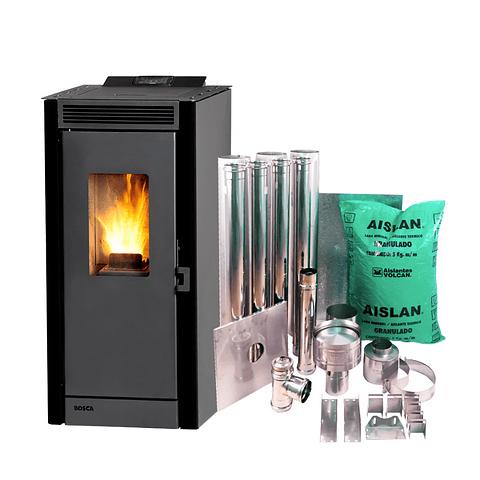 Eco Smart Charcoal + Kit exterior