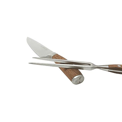 Cuchillo + Tenedor Wayu