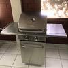 Parrilla a gas Little Silver 20