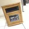 Calefactor eléctrico Eco Madera