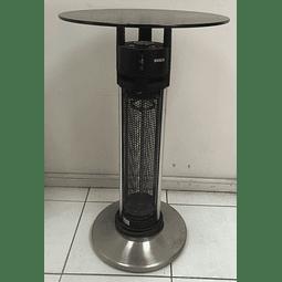 Calefactor eléctrico tipo mesa