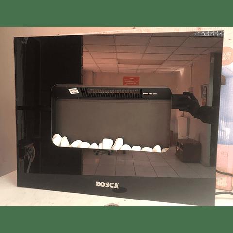 Calefactor Electrico Bosca Montable 3301F 2a (potencia 2000 W)