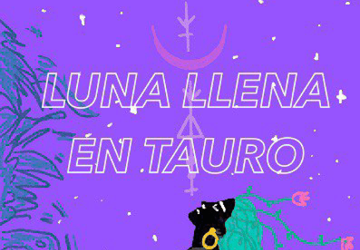 LUNA LLENA AZUL EN TAURO OCTUBRE 2020