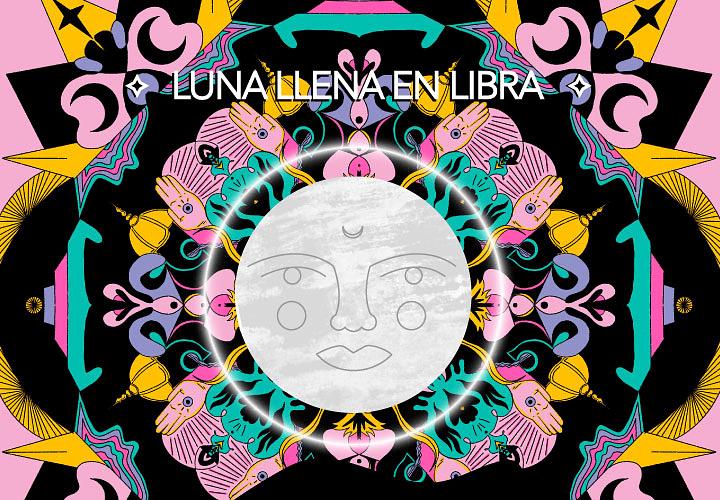 LUNA LLENA EN LIBRA 2021 ♎️