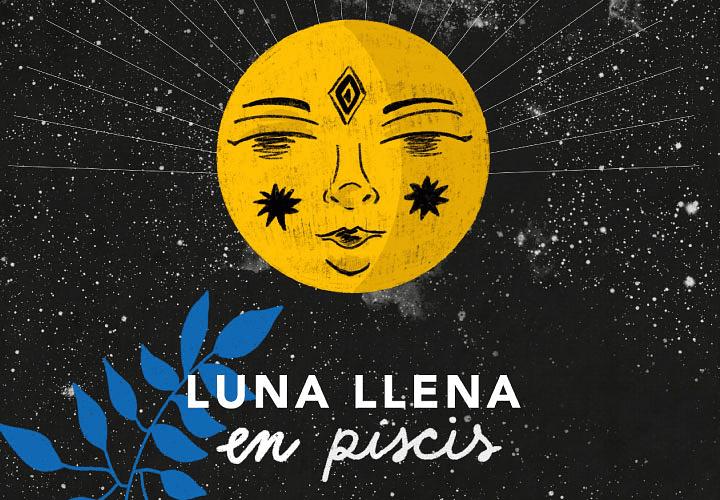 LUNA EN PISCIS 2021