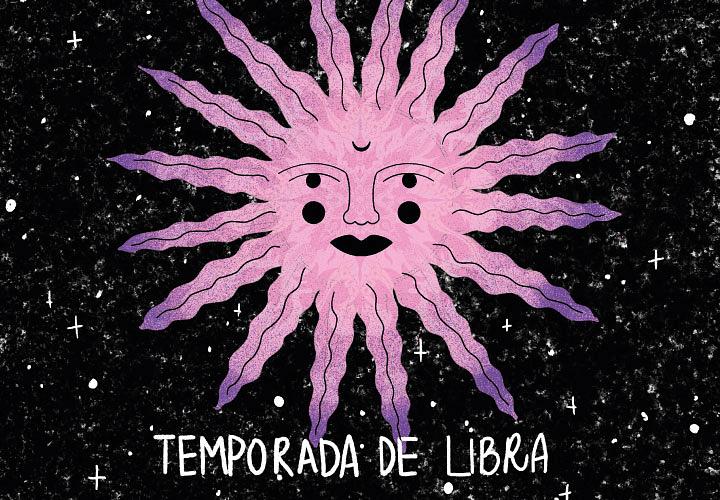 TEMPORADA DE LIBRA 2021