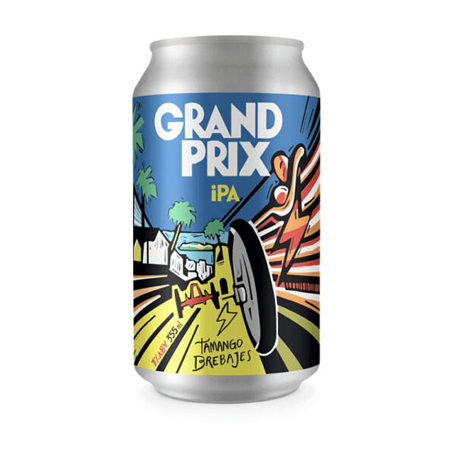 Tamango - Grand Prix