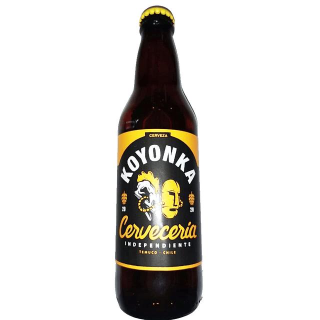 Koyonka - Golden