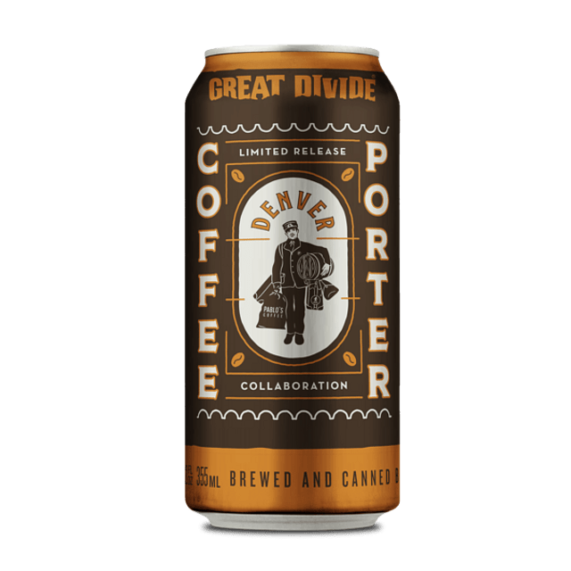 Great Divide - Coffee Porter