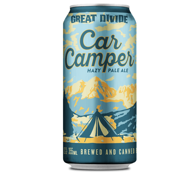 Great Divide - Car Camper