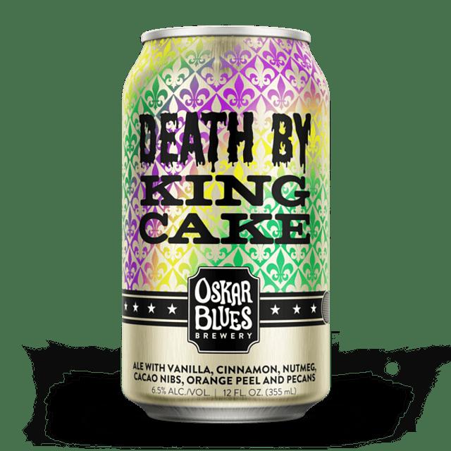 Oskar Blues - Death By King Cake