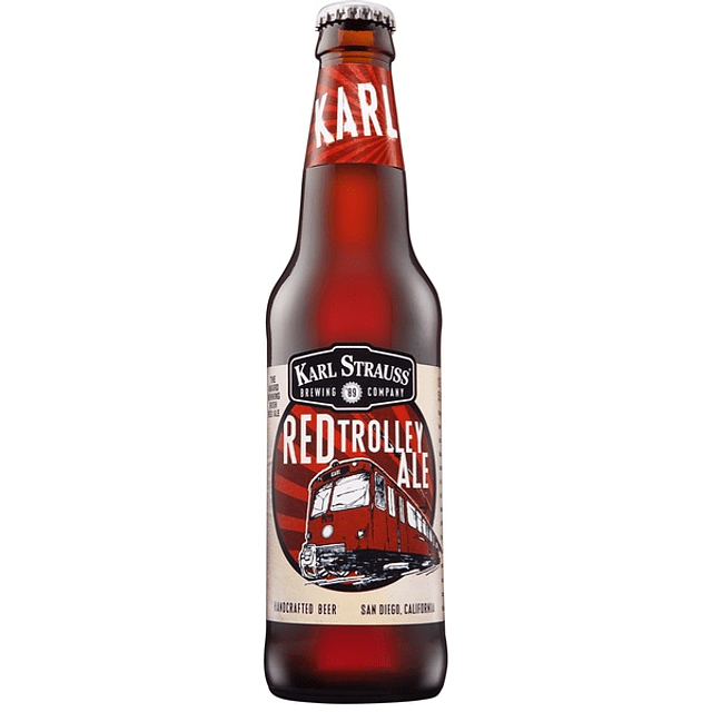 Karl Strauss - Red Trolley