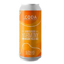 Coda - Harmony