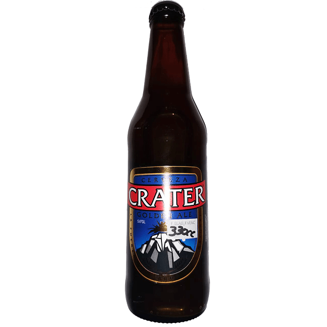 Crater - Golden Ale