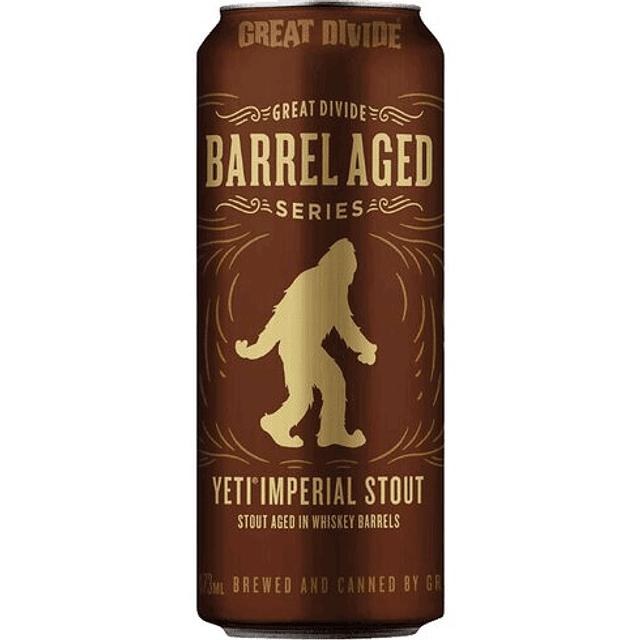 Great Divide - Yeti Barrel Aged