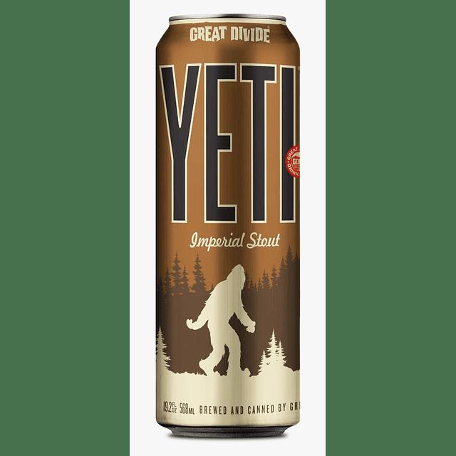 Great Divide - Yeti 568cc