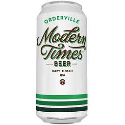 Modern Times - Orderville