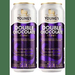 ¡OFERTA! Young's Double Chocolate Stout Nitro
