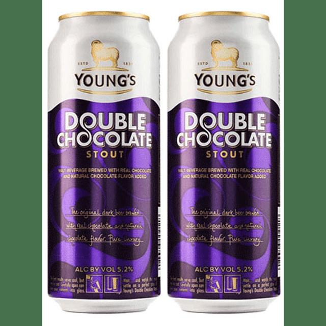 ¡OFERTA! 2x Young's Double Chocolate Stout Nitro