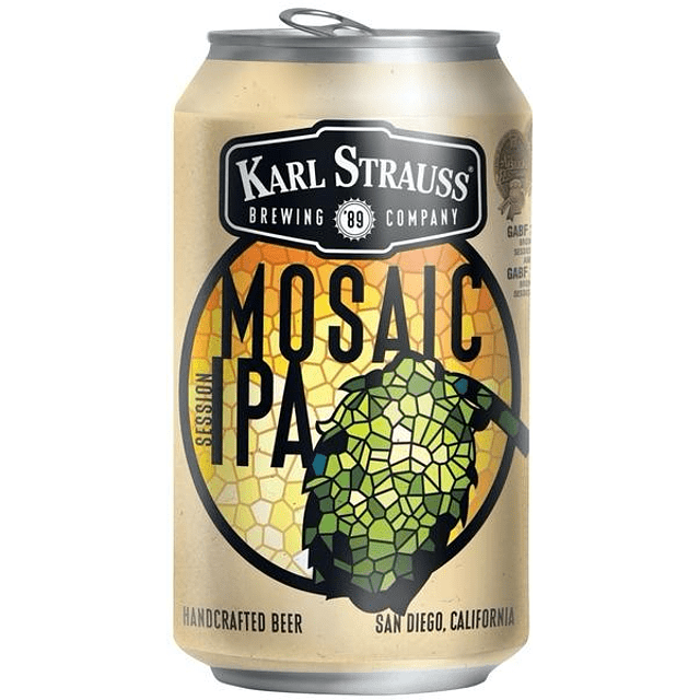 Karl Strauss - Mosaic Session IPA