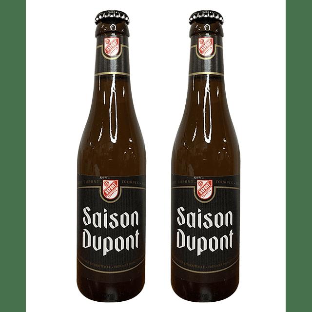 ¡ OFERTA ! 2x Saison Dupont