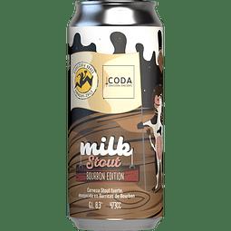 CODA & KROSS - Milk Bourbon Stout