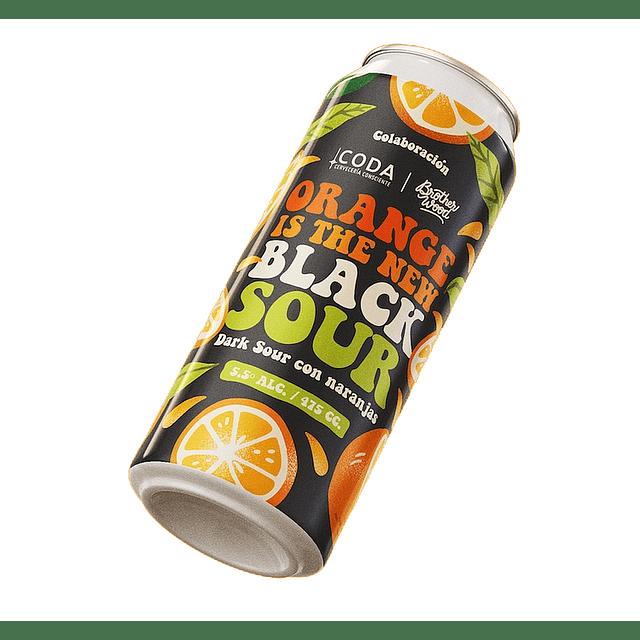 Coda - Orange Is The New Black Sour