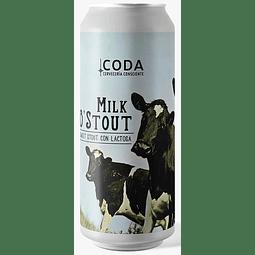 Coda - Milk O'Stout
